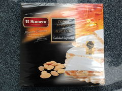 Torta Turrón de Alicante - El Romero