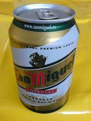 Cerveza San Miguel Especial Bierdose