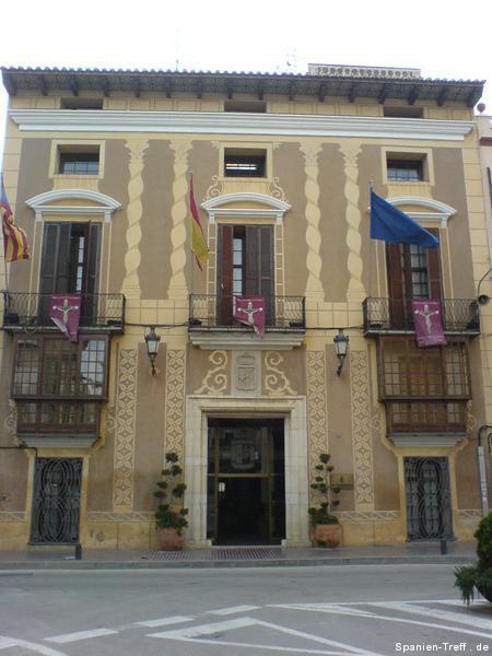 Das Rathaus von Benicarló