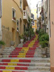 spanische Treppe Calpe