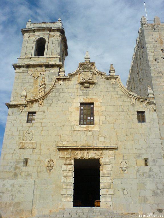 Kirche von Peñíscola