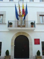 Das Rathaus von Peñíscola