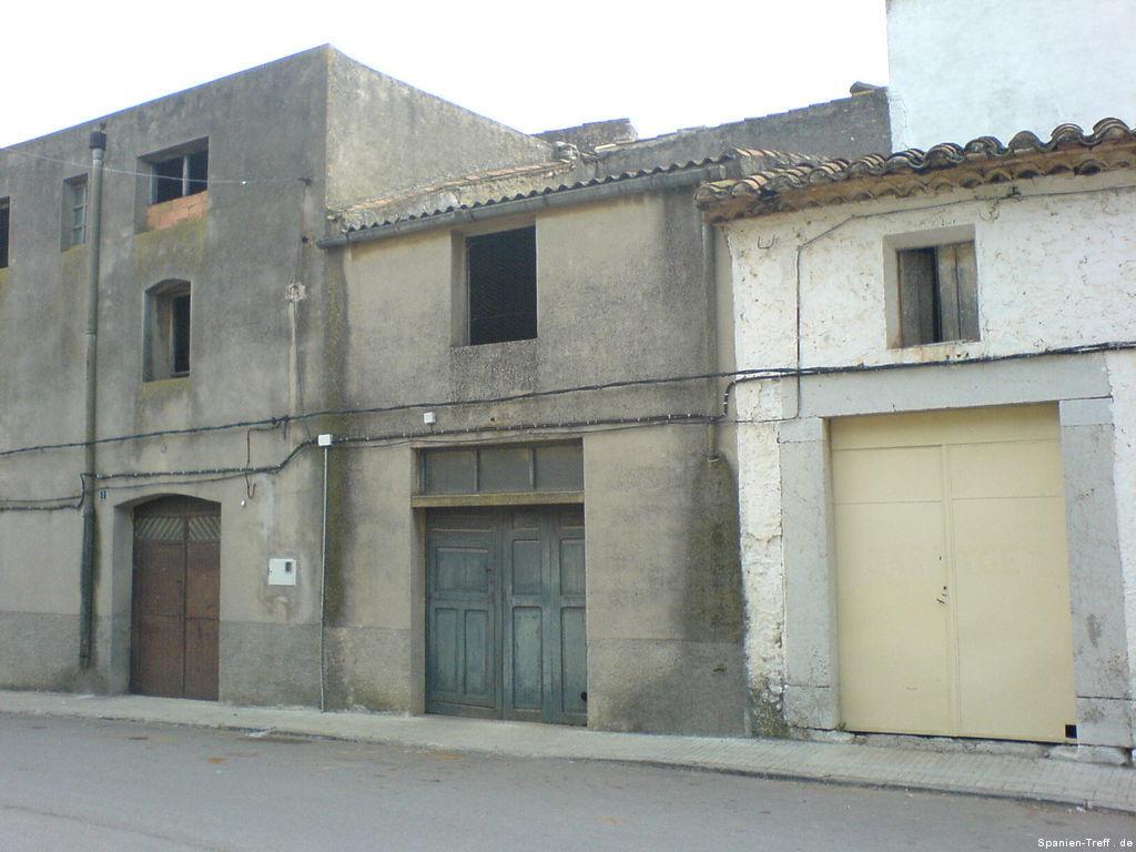 Triste Betonfassaden