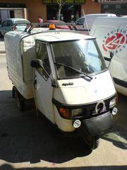 Ape 50 Vespacar von Piaggio in Benicarló