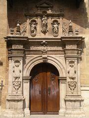 Eingang zur Grabkapelle, der Capilla Real