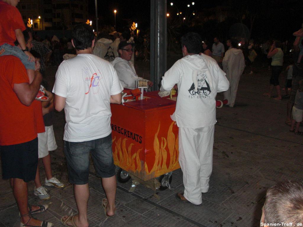 Correfoc - Die Feuerkiste