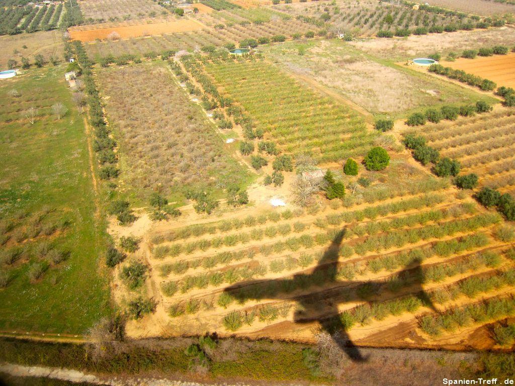 Landung auf Barcelona Reus