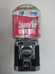Mini-Zahnbürsten-Automat