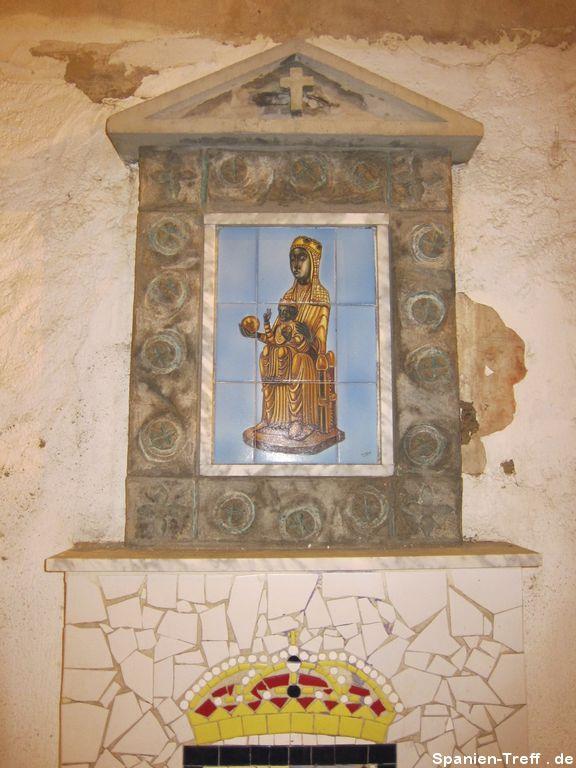 Schwarze Maria und Jesus