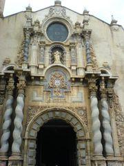 Kircheneingang Arxiprestal de l'Assumpció