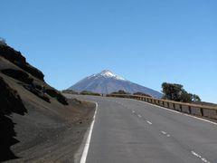 El Teide - auf dem Weg zum Vulkan