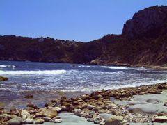 Bucht bei Portixol