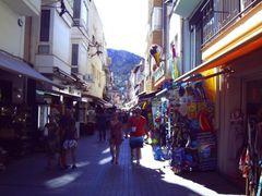 Einkaufen in L'Escala