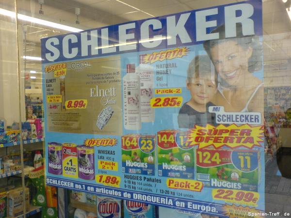 Schlecker Supermercado