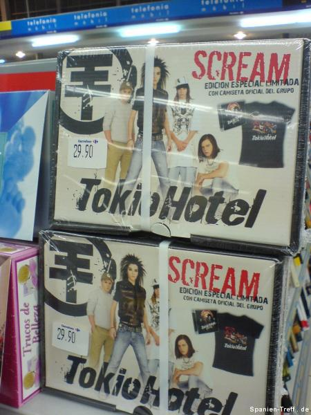 Tokio-Hotel - Scream