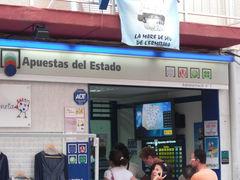 Staatliches Lottogeschäft in Spanien - Apuestas del Estado