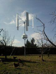 Ecowind Windkraftanlage