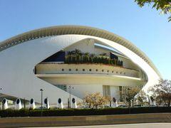 Palau de les Arts Reina Sofía - Operhaus und Musikpalast