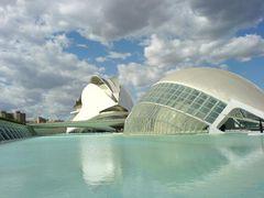 L'Hemisfèric & Palau de les Arts Reina Sofía
