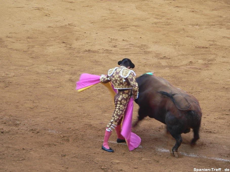 capote 1 - Stierkampf - Tauromaquia - corrida de toros