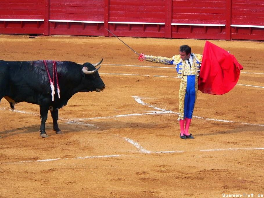 muleta 6 - Stierkampf - Tauromaquia - corrida de toros