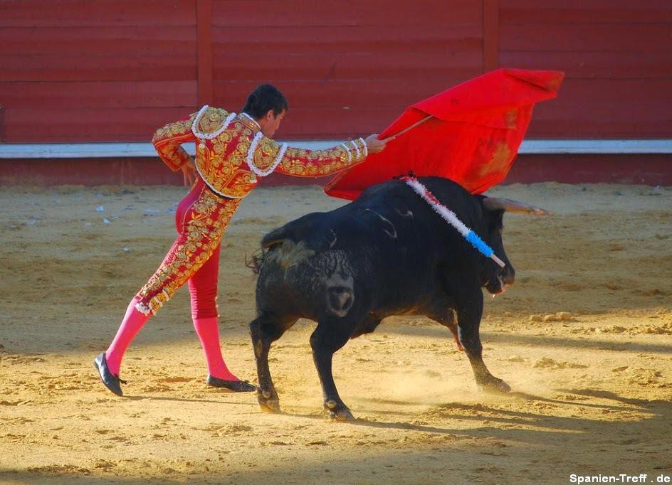 muleta 2 - Stierkampf - Tauromaquia - corrida de toros