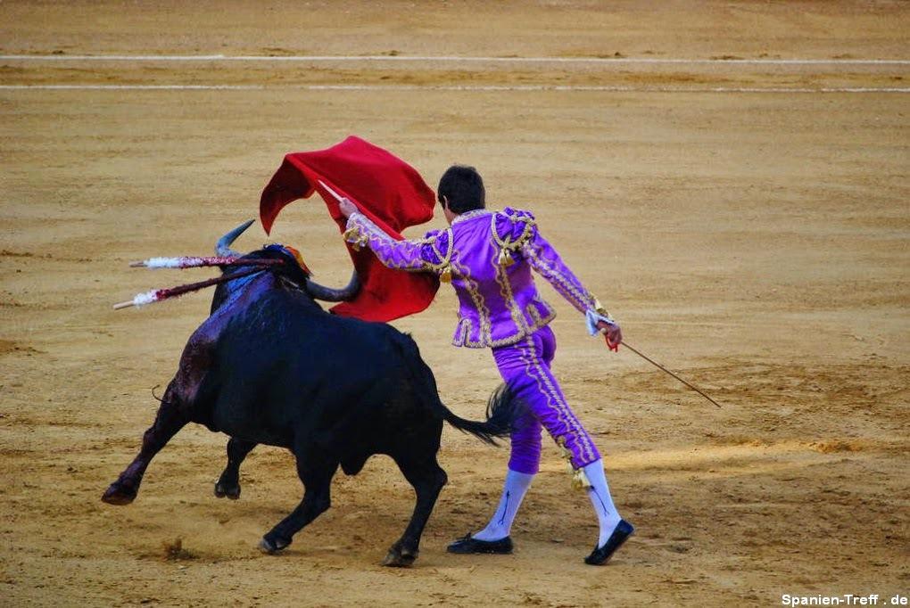 muleta 3 - Stierkampf - Tauromaquia - corrida de toros