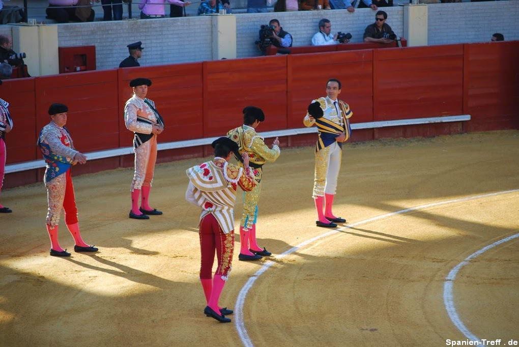 paseillo - Stierkampf - Tauromaquia - corrida de toros