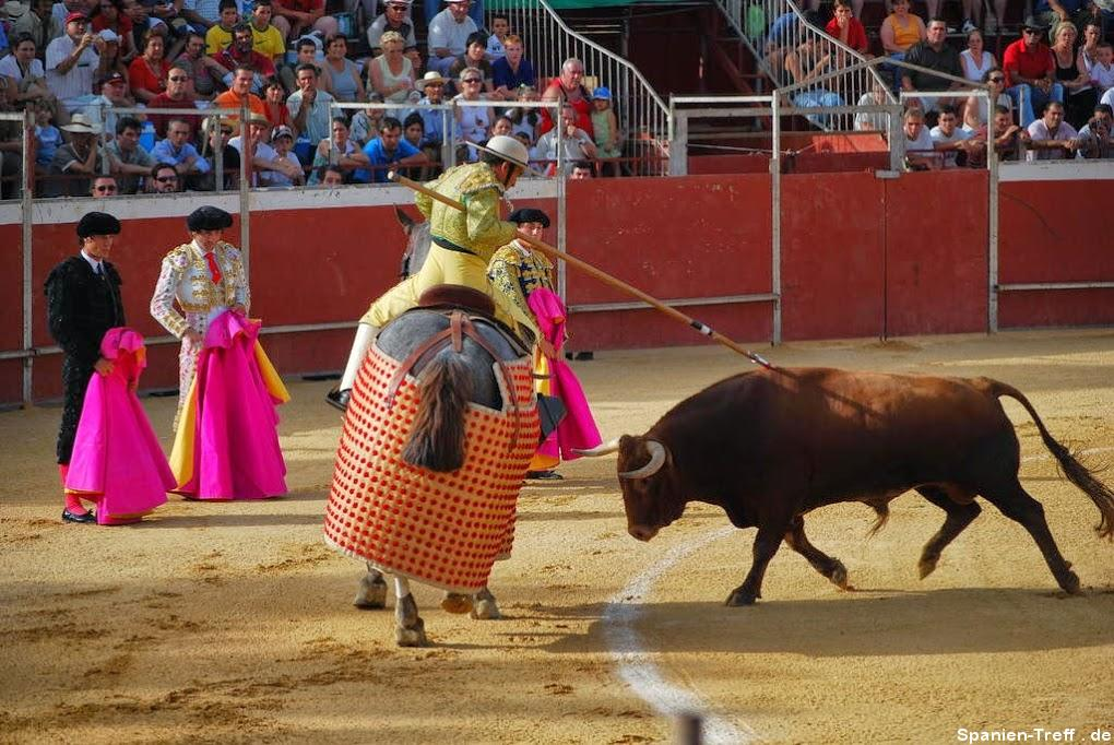 picador - Stierkampf - Tauromaquia - corrida de toros
