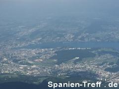 Blick auf die Luzernerseite