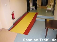 Spanische Rampe - Flagge