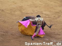 capote 2 - Stierkampf - Tauromaquia - corrida de toros