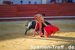 muleta 1 - Stierkampf - Tauromaquia - corrida de toros