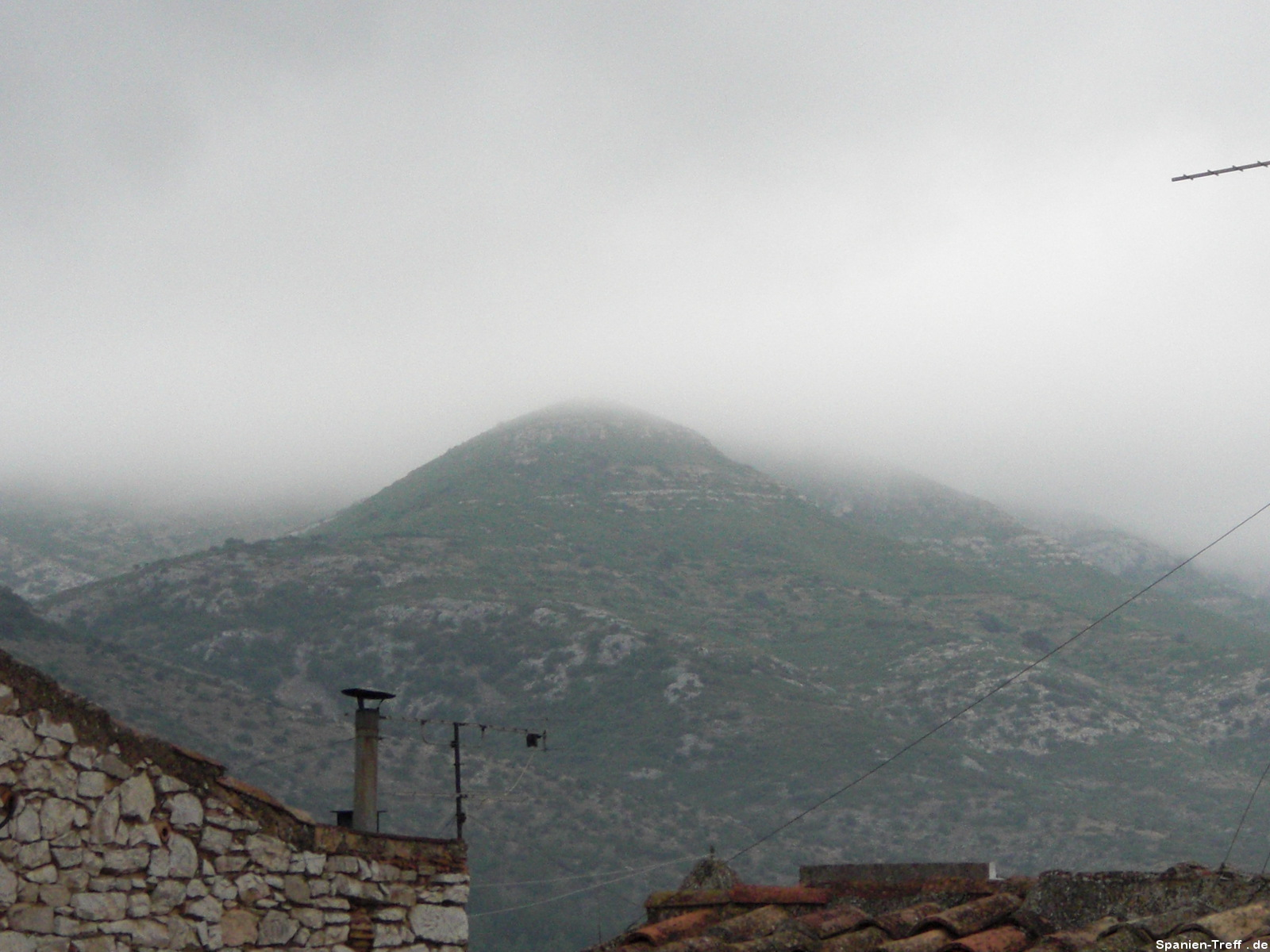 Berge bei Salsadella