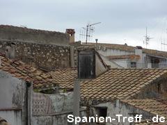 Dächer von Salsadella
