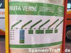 ruta verde