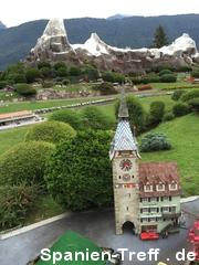 Zyt Turm mit Restaurant Aklin, Zug