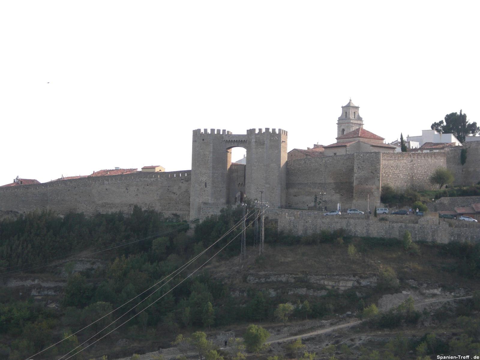 Stadtmauer Morella