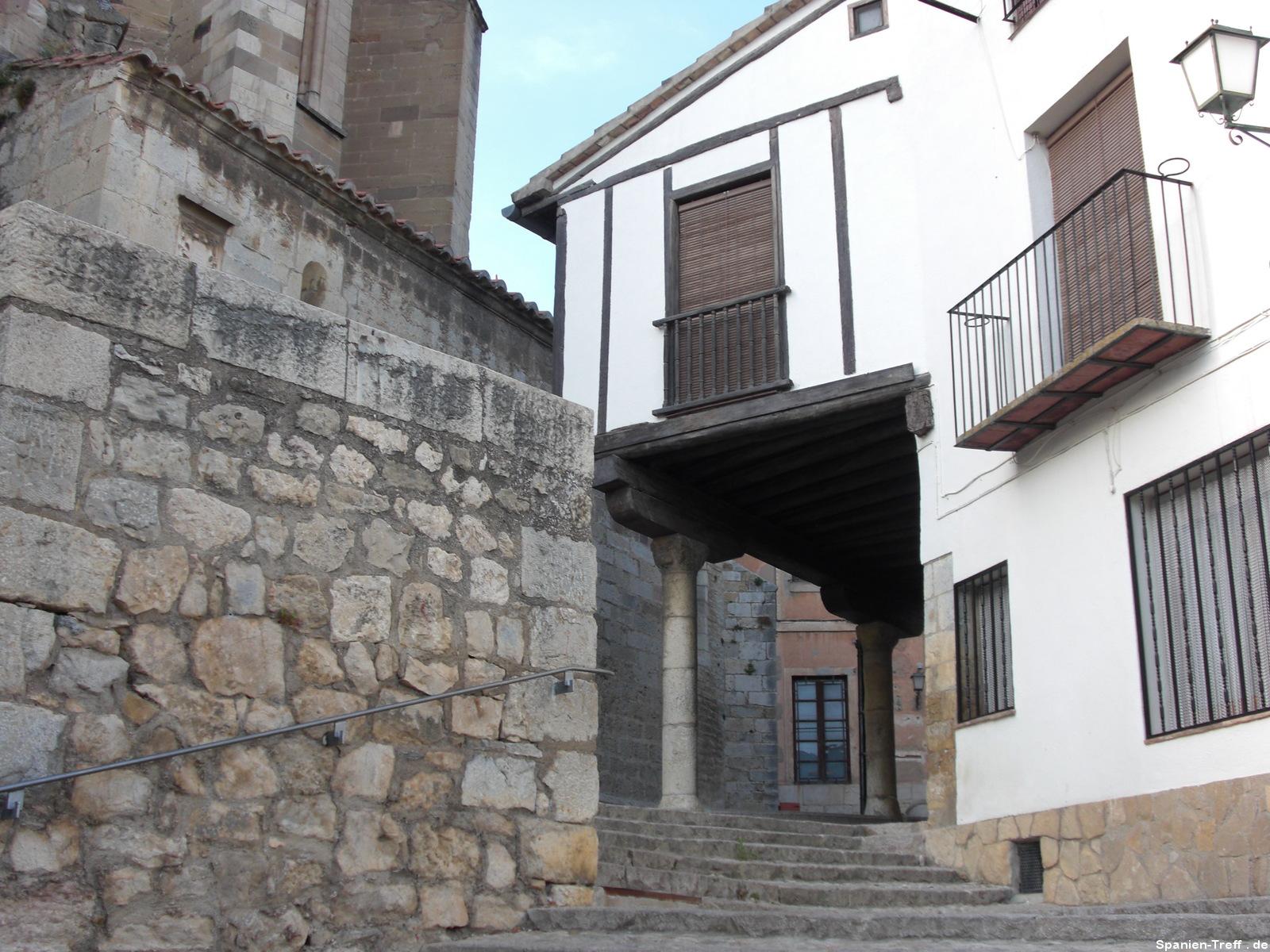 Haus in Morella