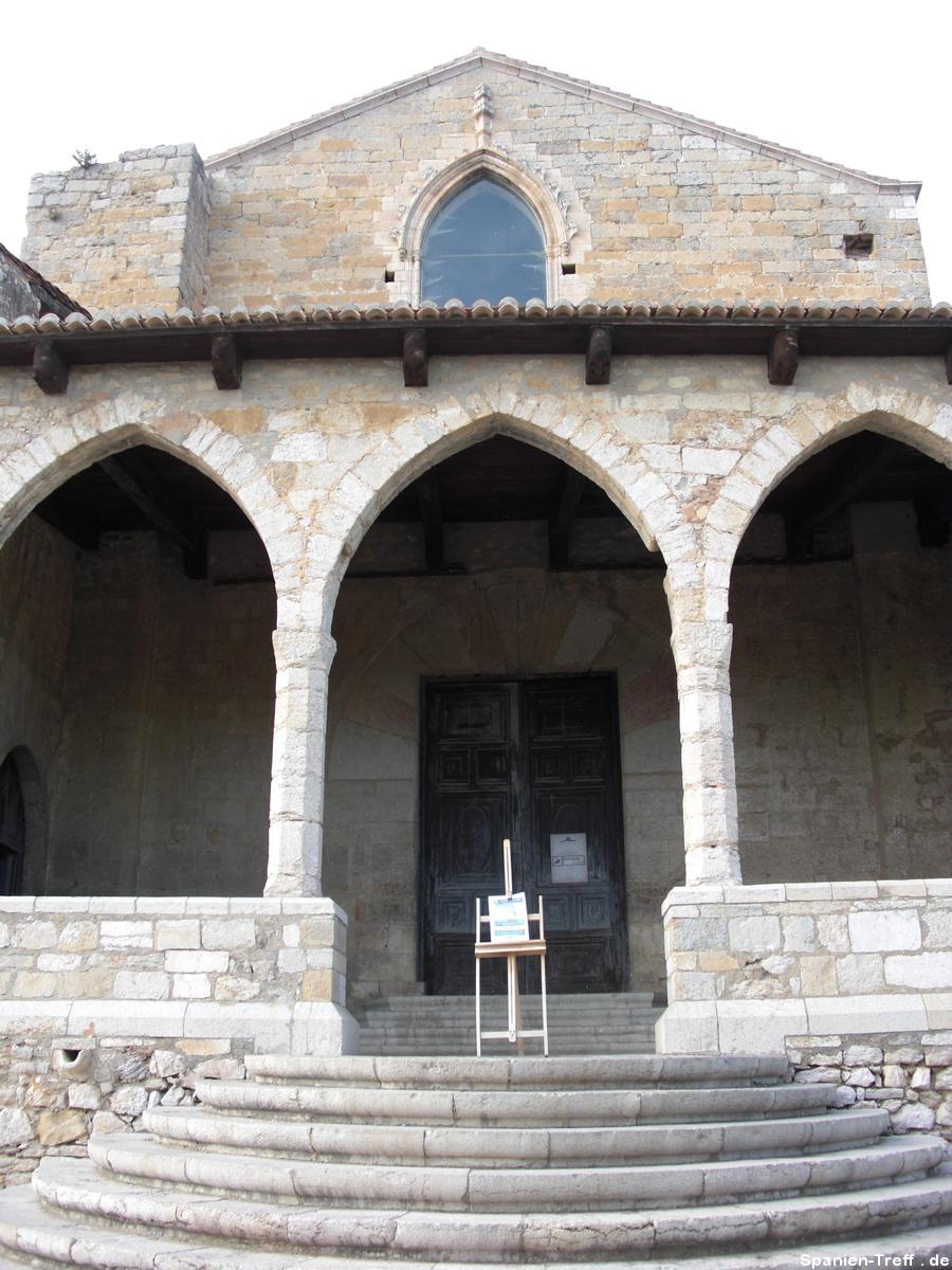 Ehemalige Kirche und Museum in Morella