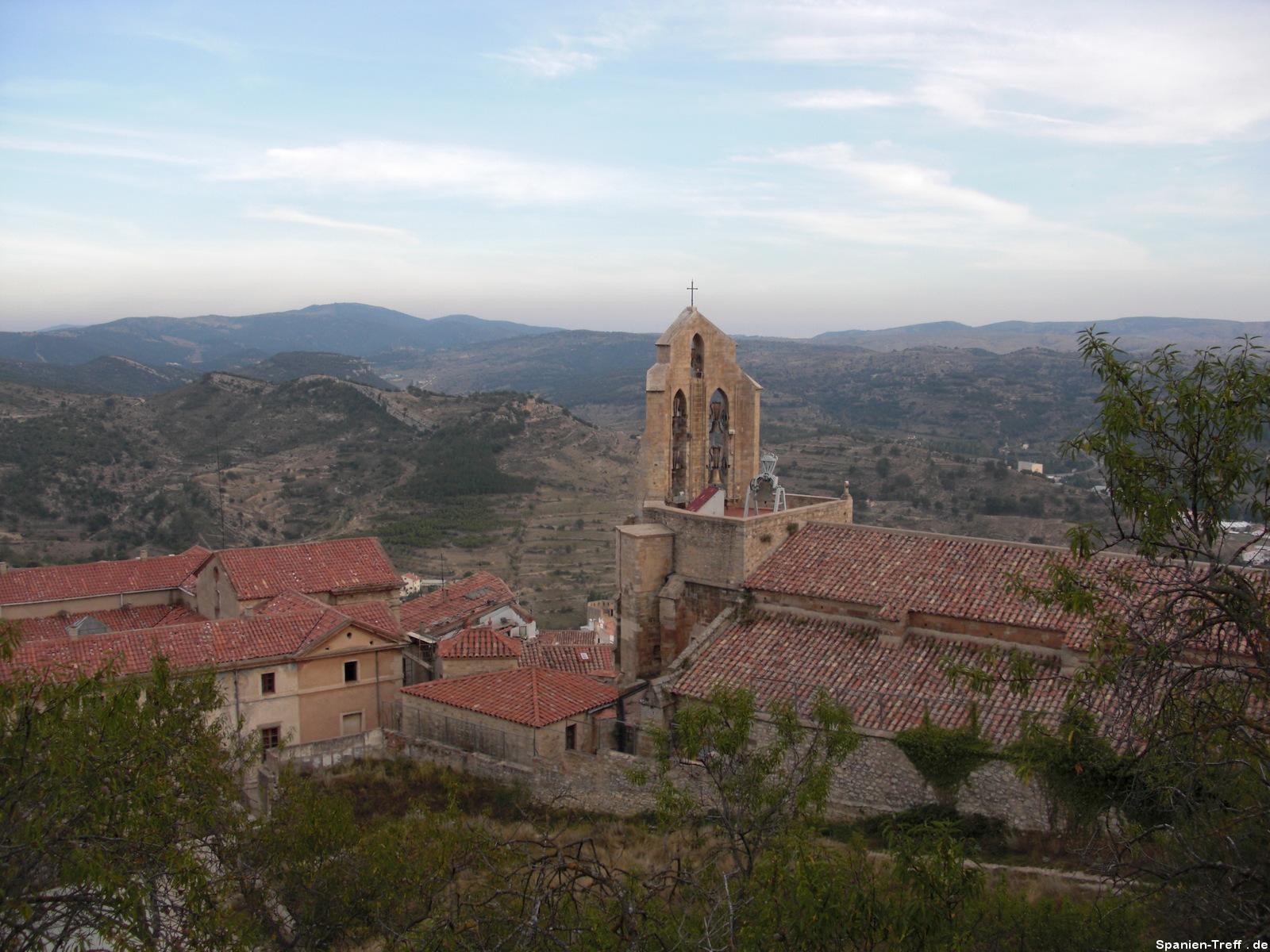 Kirche in Morella