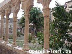 Rosengarten in Morella