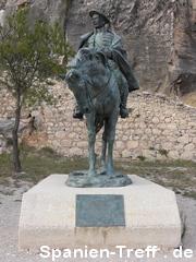 Denkmal in Morella