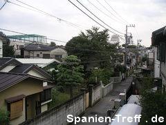 Tokyo, Wohnviertel