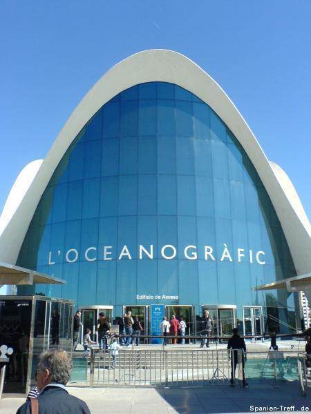 Valencia: L'Oceanogràfic